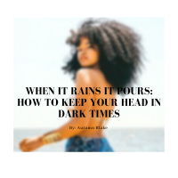 Keeping Your Head In Dark Times